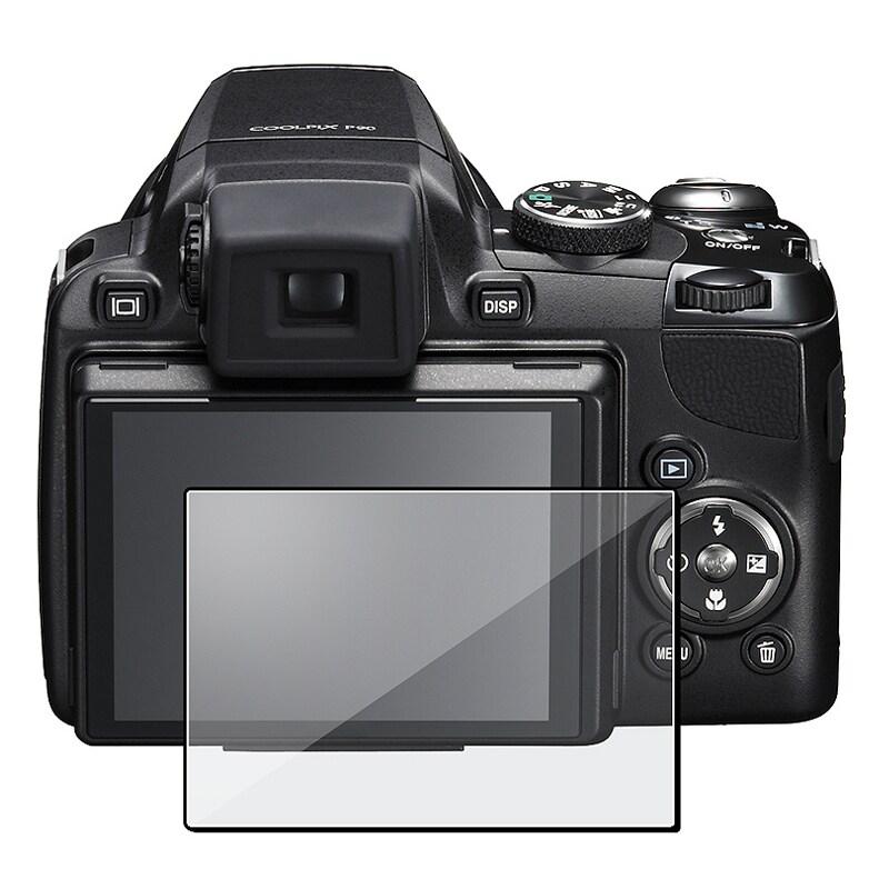 BasAcc Screen Protector Gaurd for Nikon P90/ P100