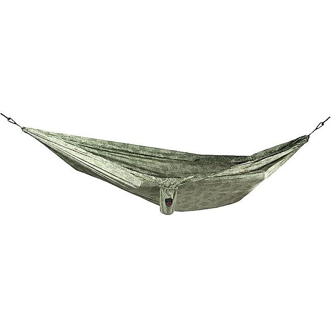 Grand Trunk Camo Nylon Double Parachute Hammock
