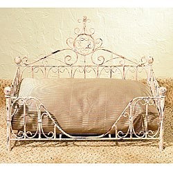 Old World Antique Paris Flea Market Pet Bed