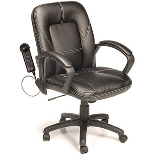 Comfort Products Midback Chair with 3-motor Massage