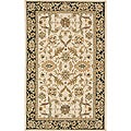 Indoor/ Outdoor South Beach Persian Ivory Rug (5' x 8')