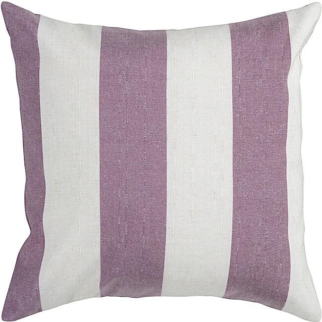 Down Garland Decorative Pillow