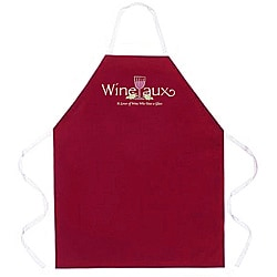 Attitude Aprons Wineaux Lover of Wine Apron