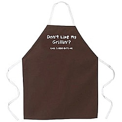 Attitude Aprons 'Don't Like My Grillin'' Apron