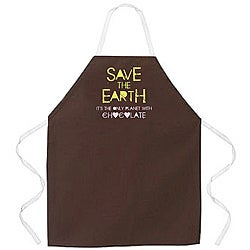 Attitude Aprons 'Save the Earth' Apron