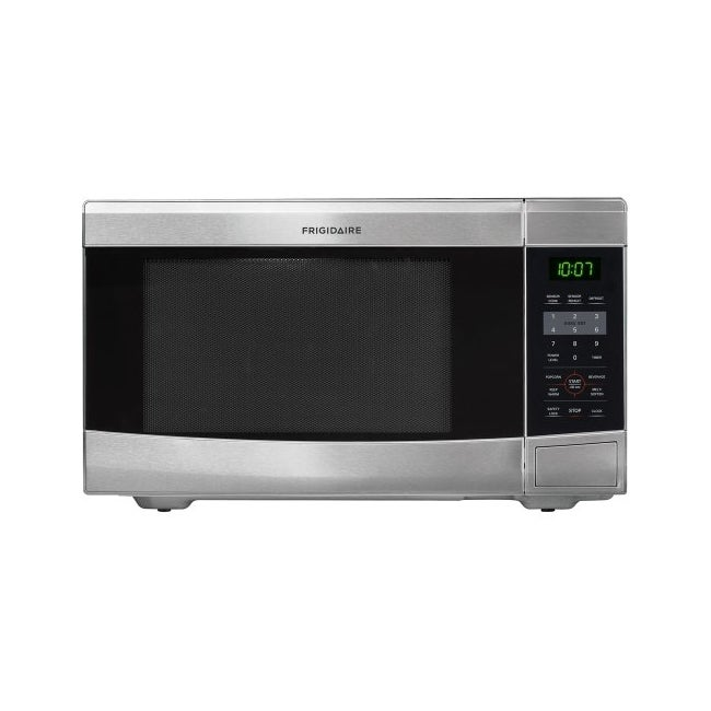 Frigidaire Stainless Steel 1.1-cubic foot Countertop Microwave
