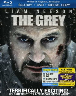 The Grey (Blu-ray/DVD)