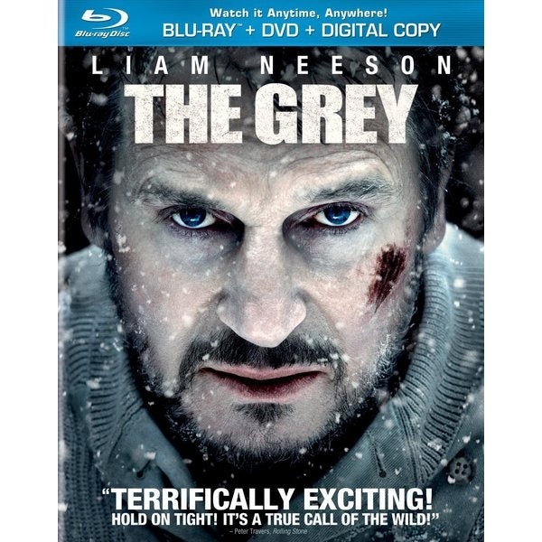 The Grey (Blu-ray/DVD) 8916531