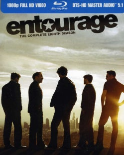 Entourage: The Complete Eighth Season (Blu-ray Disc)