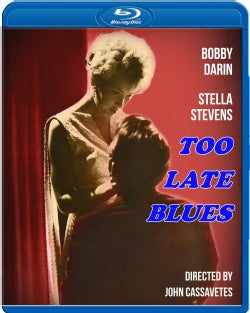 Too Late Blues (Blu-ray Disc)