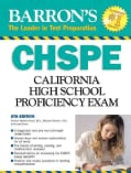 Barron's CHSPE: California High School Proficiency Exam (Paperback)