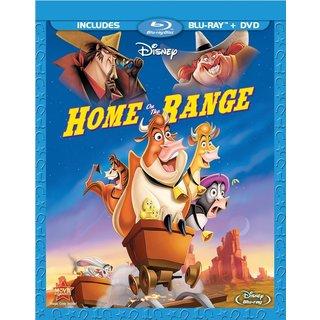 Home on the Range (Blu-ray/DVD)