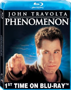Phenomenon (Blu-ray Disc)