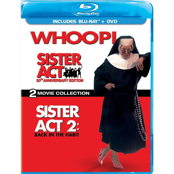 Sister Act (20th Anniversary Edition) (Blu-ray/DVD) 8918070