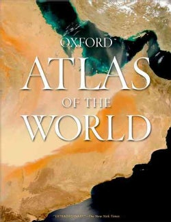 Oxford Atlas of the World (Hardcover)