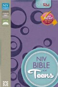 Holy Bible: New International Version, Purple, Italian Duo-Tone, Red-Letter Edition (Hardcover)