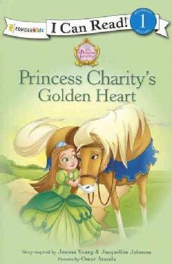 Princess Charity's Golden Heart (Paperback)
