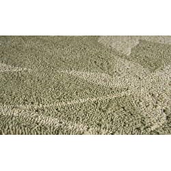 "Indoor/Outdoor South Beach Sage Vine Rug (3'9"" x 5'9"")"