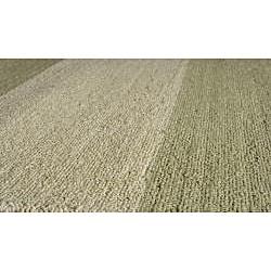 "Indoor/Outdoor South Beach Sage Stripes Rug (3'9"" x 5'9"")"