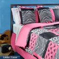 Sassy Patch 3-piece Twin-size Comforter Set