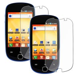 INSTEN Clear Screen Protector for Samsung Gravity Smart (Pack of 2)