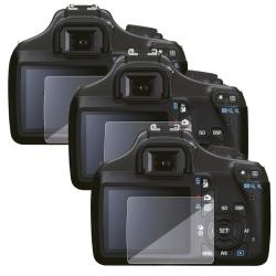 Screen Protector for Canon EOS 1100D (Pack of 3)