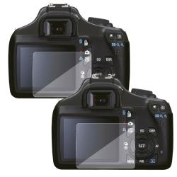 Antiscratch PVC Screen Protectors for Canon EOS 1100D (Pack of Two)