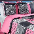 Sassy Patch 4-piece Full-size Comforter Set