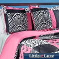 Sassy Patch 4-piece Queen-size Comforter Set