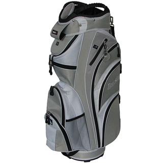 Tour Edge Pewter Max-D Cart Golf Bag