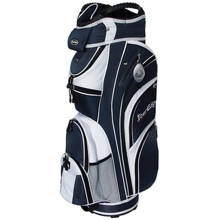 Tour Edge Navy Max-D Cart Golf Bag