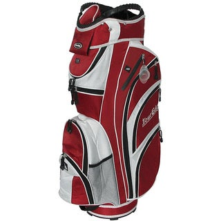 Tour Edge Red Max-D Cart Golf Bag