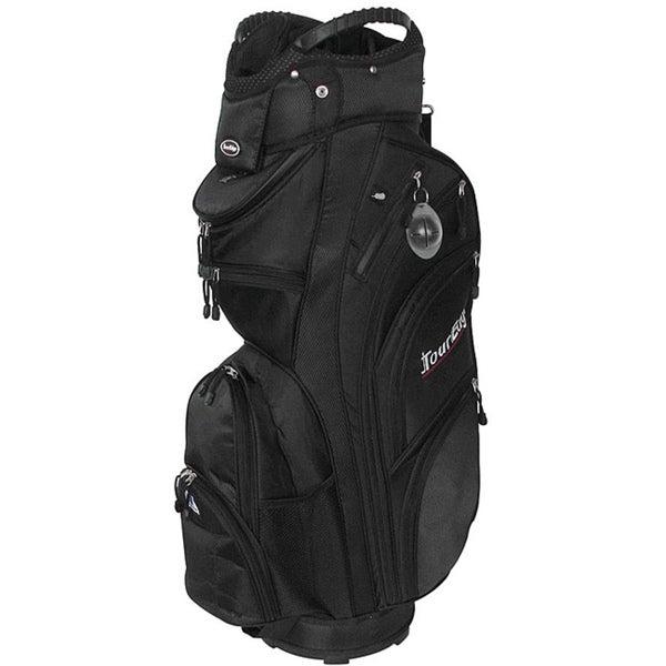 Tour Edge Black Max-D Cart Golf Bag
