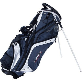 Tour Edge Navy Max-D Stand Golf Bag