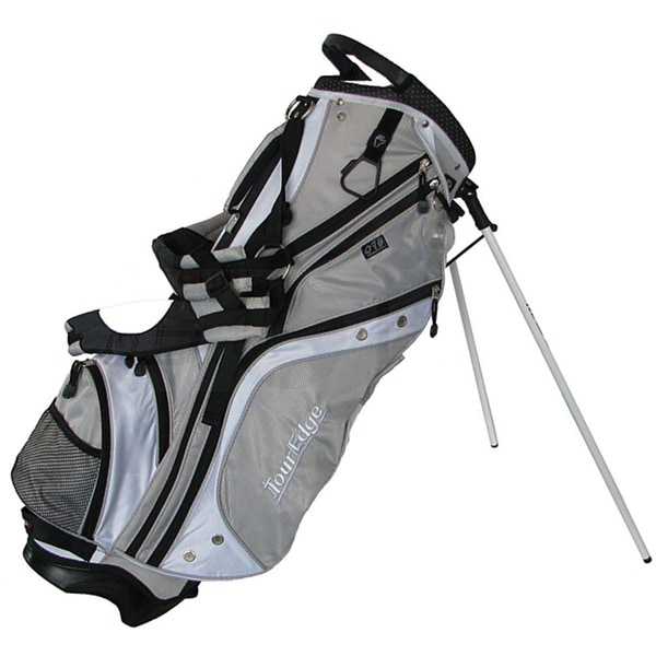 Tour Edge Pewter Max-D Stand Golf Bag