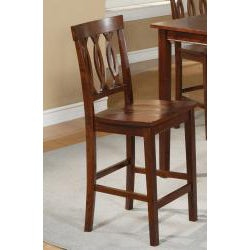Espresso Finish Pub Table Dining Set