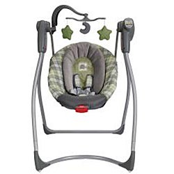 Graco Comfy Cove LX Swing in Roman