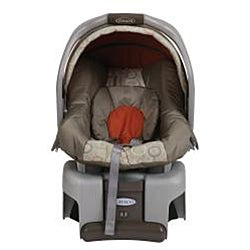 Graco SnugRide 30 Infant Car Seat in Forecaster with $25 Rebate