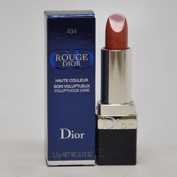 Dior No. 434 'Samracande Brown' Rouge Voluptuous Care Lipcolor