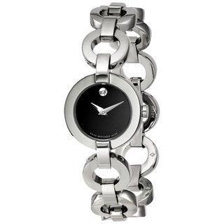 Movado Women's 0606260 Belamoda Stainless Steel Watch