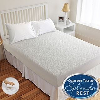 Splendorest TheraGel 10-inch Full-size Gel Memory Foam Mattress-In-A-Box