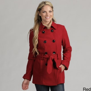 Nine West Women's Black Double-breasted Jacket