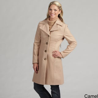 Nine West Women's Button-front Coat
