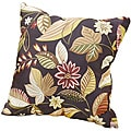 Outdoor Woodland Floral Accent Pillows (Set of 2)