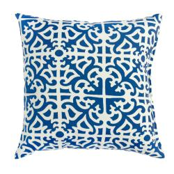 Outdoor Indigo Accent Pillows (Set of 2)