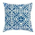 Outdoor 'Sapphire Indigo' Accent Pillows (Set of 2)