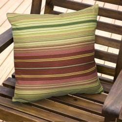 Outdoor 'Persian Stripe' Accent Pillows (Set of 2)