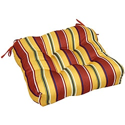 20-inch Outdoor Carnival Chair Cushion