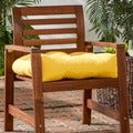 Outdoor 'Sunbeam' 20-inch Chair Cushion