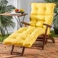 72-inch Outdoor Sunbeam Chaise Lounger Cushion